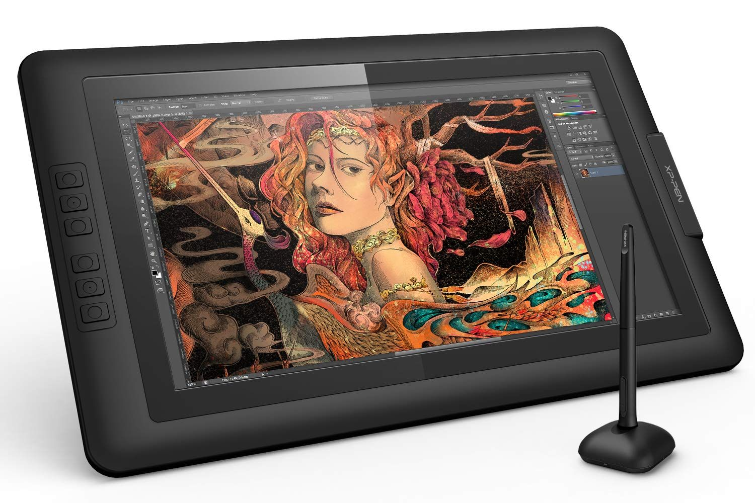 Artist Display 15.6 in 2020 Tablet, Drawing tablet