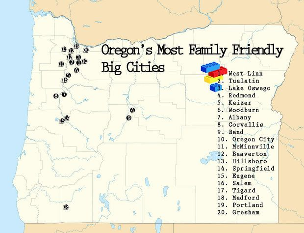map west linn oregon West Linn Named Most Family Friendly City Edging Out Tualatin map west linn oregon