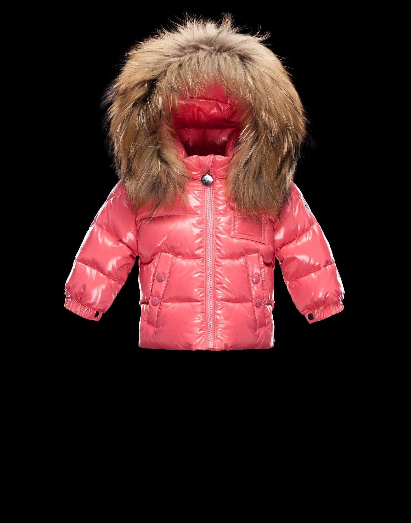 In Defense of Pink: MONCLER ENFANT K2