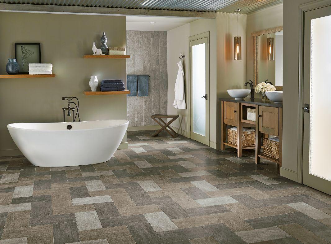 alterna luxury vinyl tile vinyl tile floors from armstrong - Armstrong Vinyl Flooring