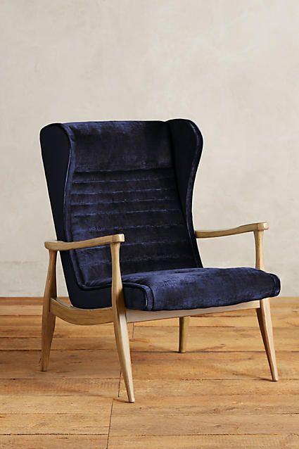 Velvet Roadway Chair | Home Stuff | Pinterest