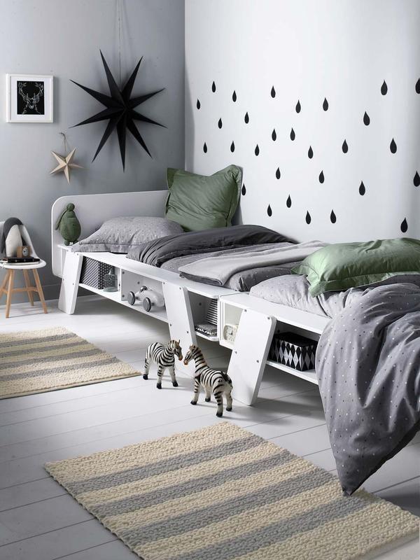 Cuartos compartidos unisex   Pinterest   Dormitorios infantiles ...