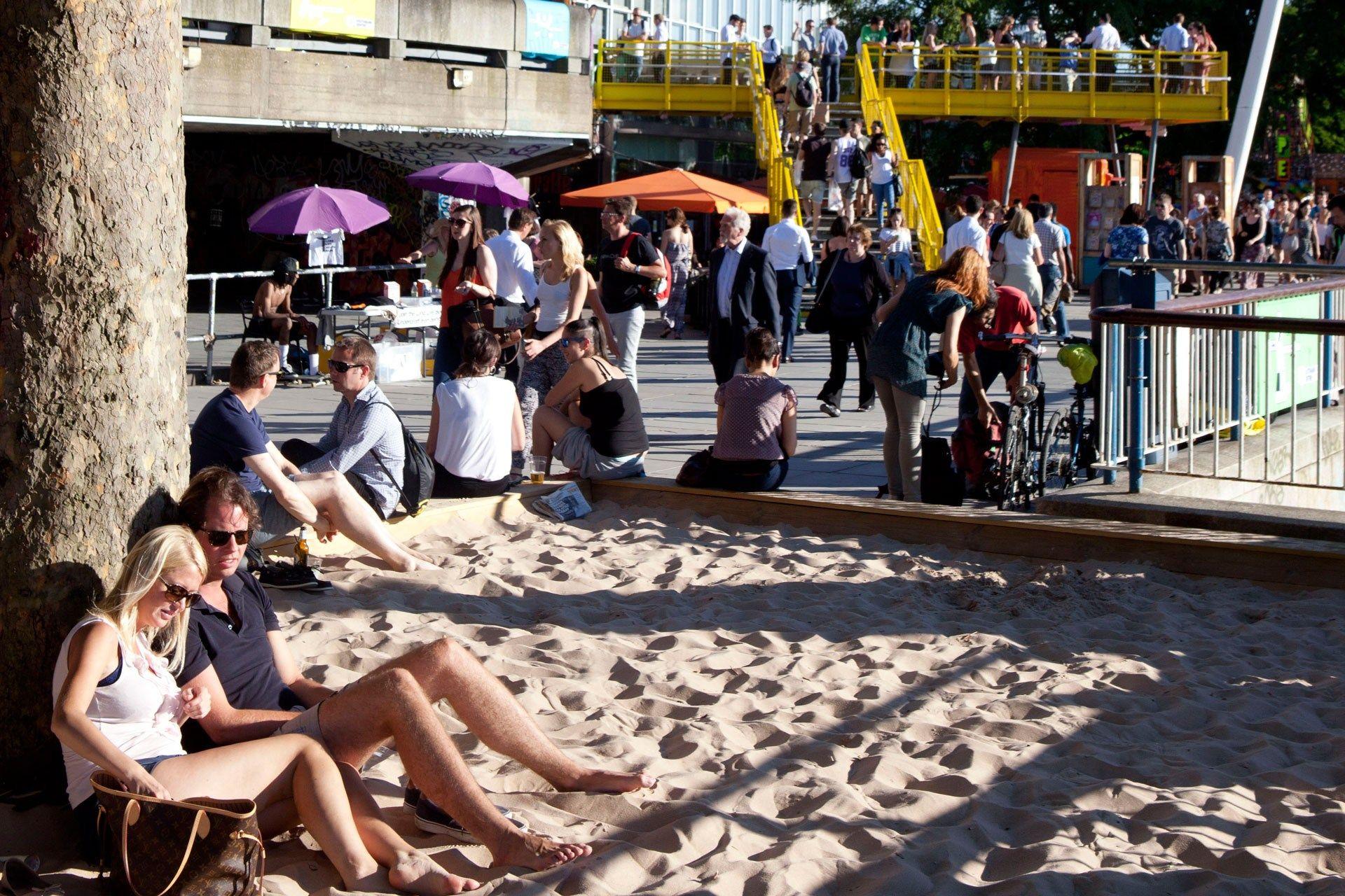 The Best Urban Beaches In Europe Urban Beaches - The 11 best urban beaches in europe