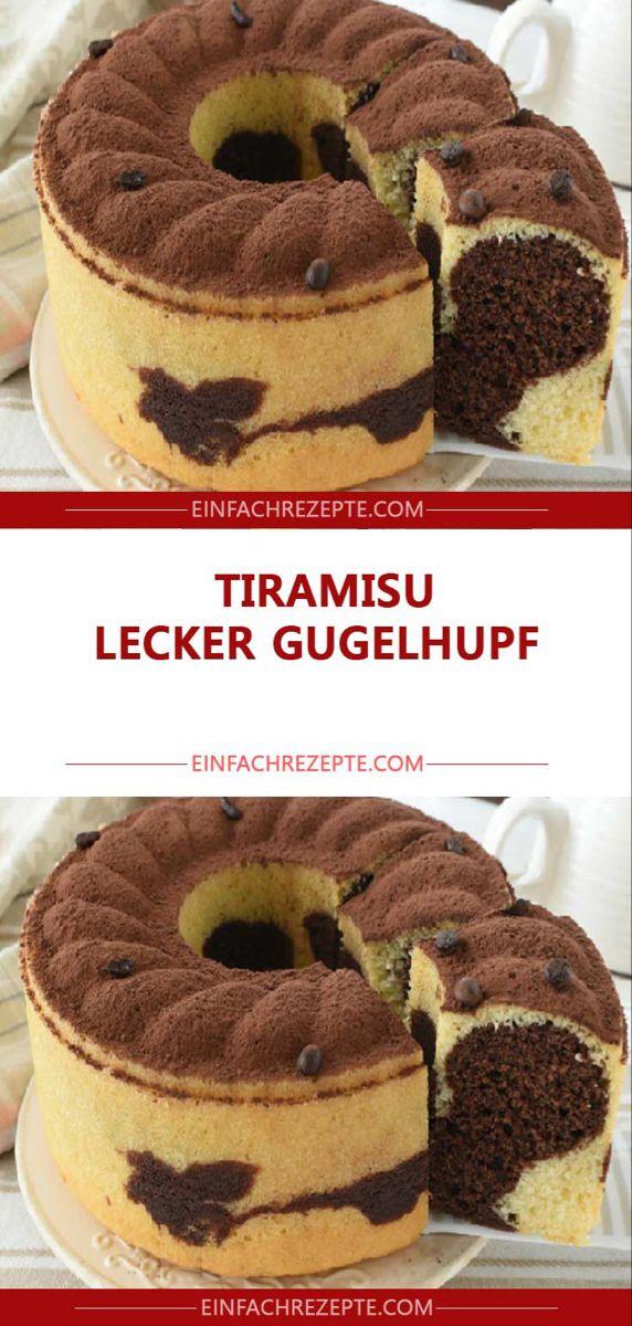 Tiramisu lecker Gugelhupf #süßesbacken