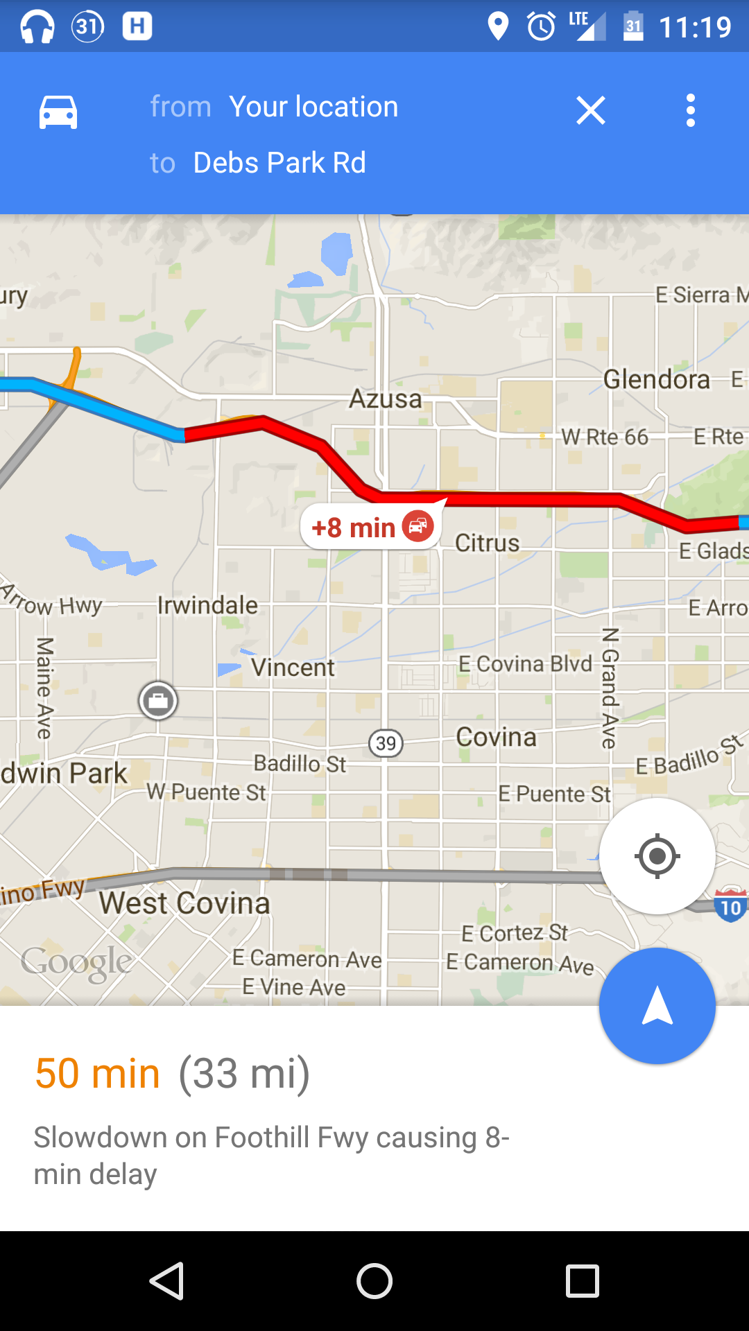 Update: Navigation Summary Alert Too] Google Maps v9.9 Adds A ... on