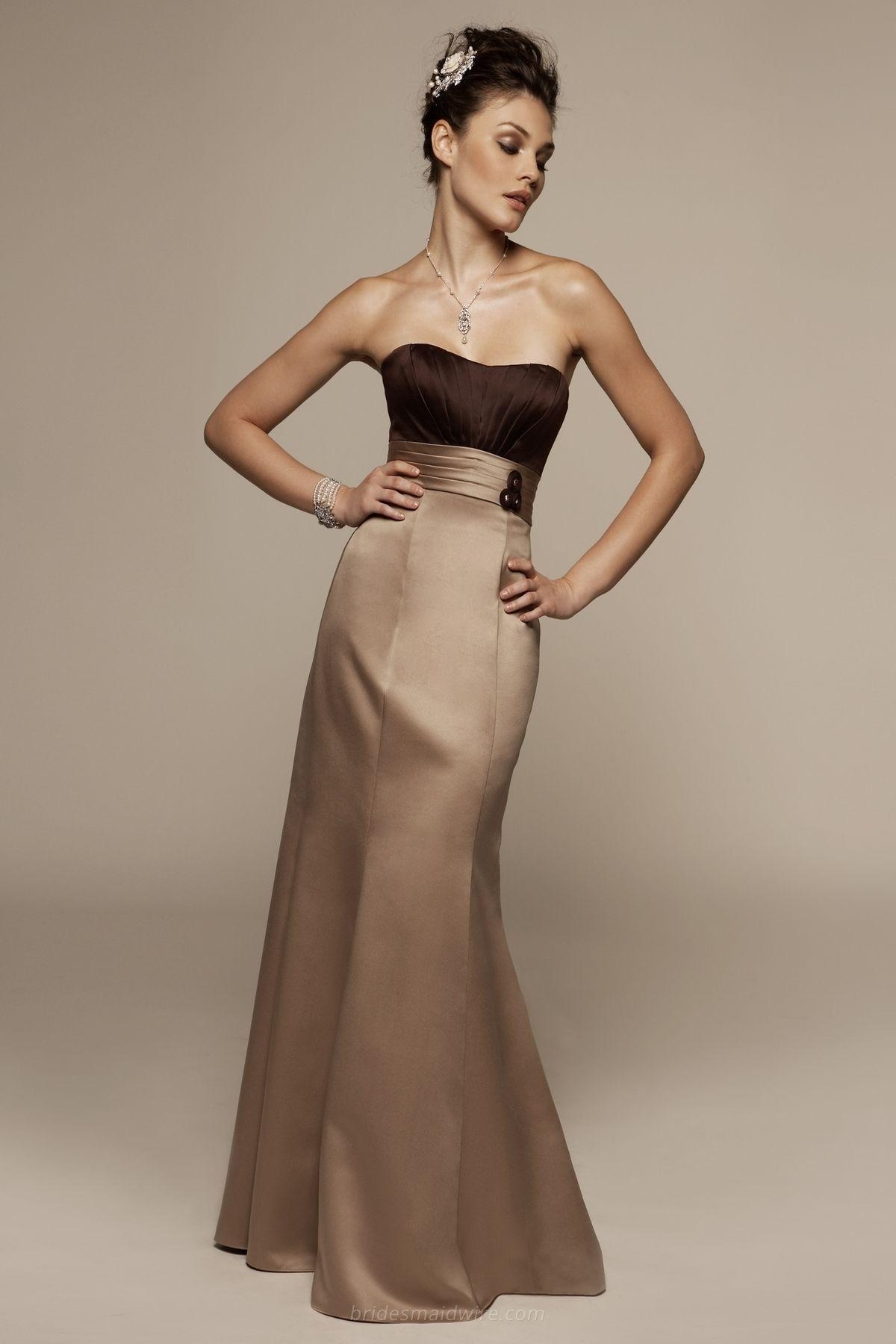 Unlike many davids bridal bridesmaid dresses, this dress is a good ...