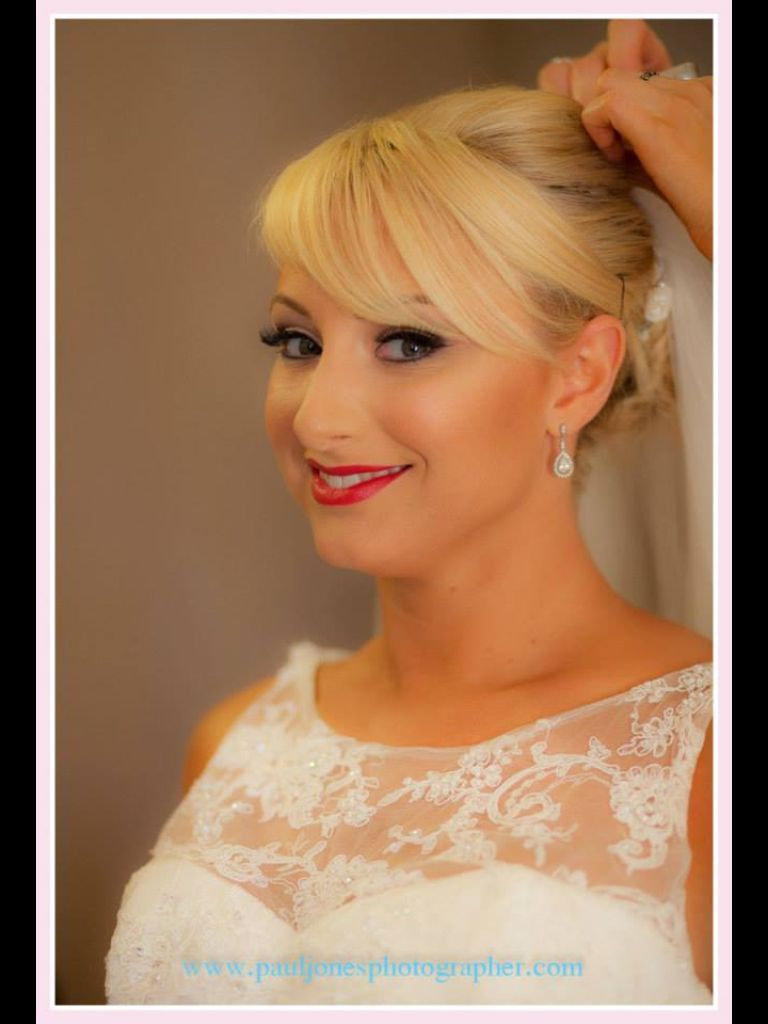 wedding day make up by chara charalambous (paphos, cyprus