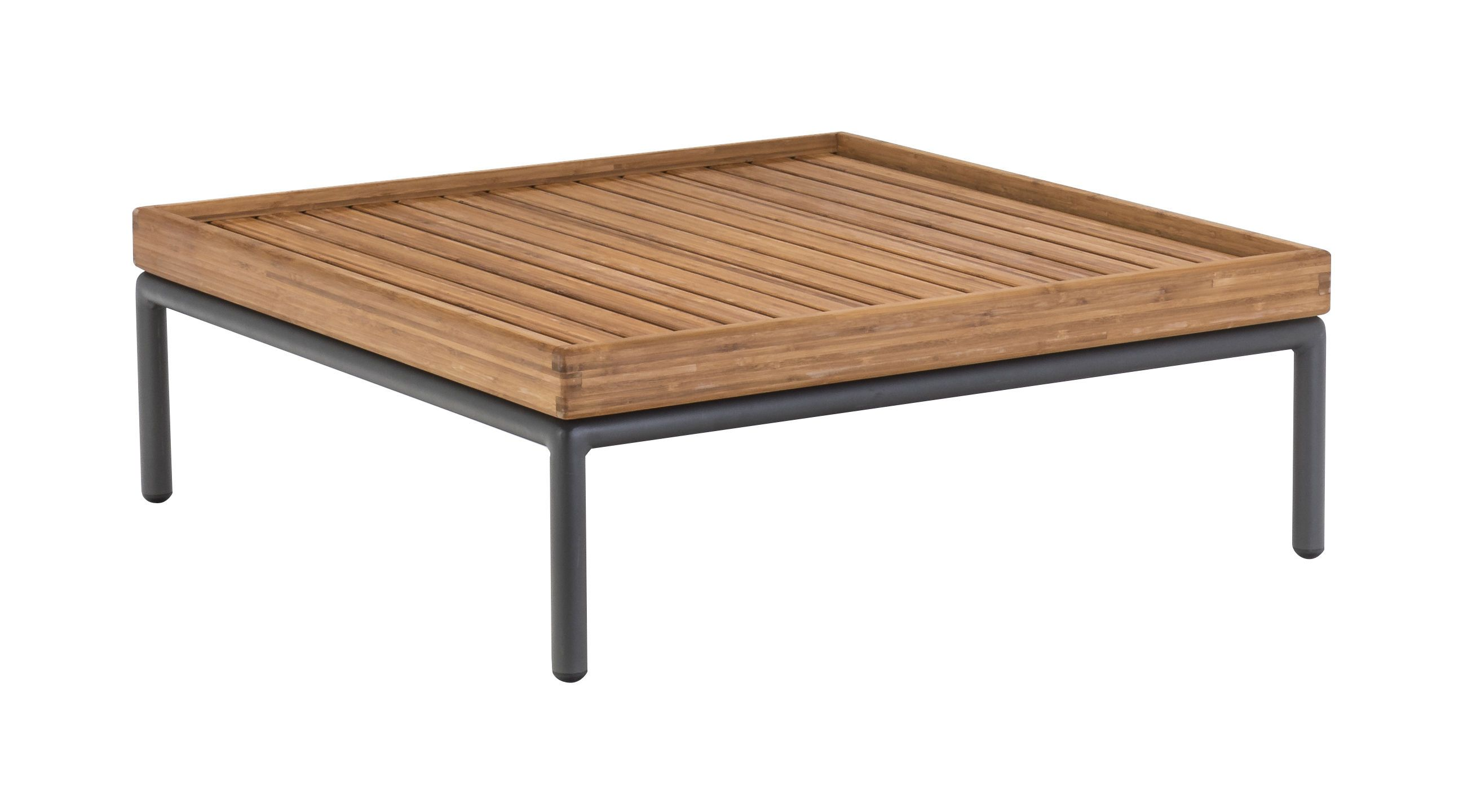 Table Basse Level Houe Bois Naturel Made In Design Leather