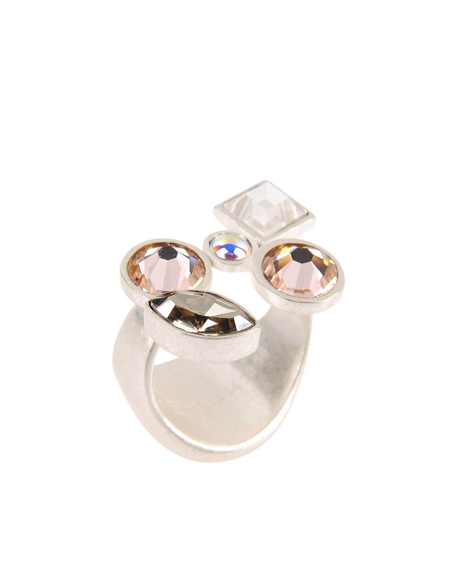 Maison Margiela 11 Ring - Women Maison Margiela 11 Rings online on YOOX United States - 50165335WB