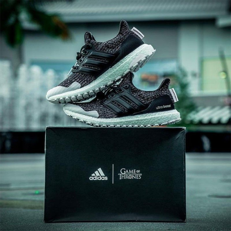 Cusco cobertura Imperio  Adidas Game of Thrones x UltraBoost 4.0 'Night's Watch' Review | Adidas  ultra boost, Adidas, All black sneakers