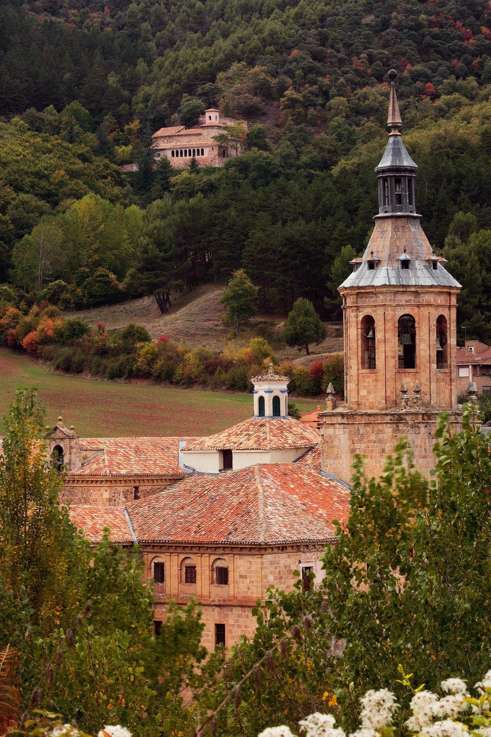 Monasterio De Yuso Y Suso Fotógrafo Luis Carré Icex Lugares Maravillosos Spain Ciudades Españolas
