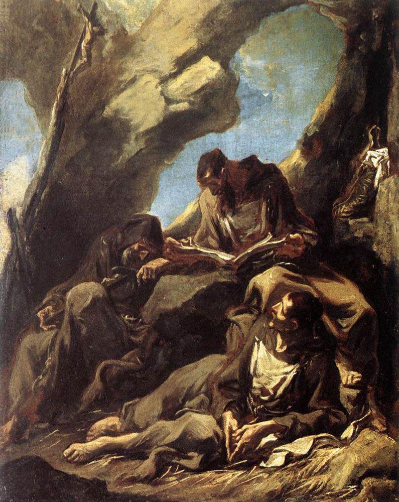 Alessandro Magnasco 1713-1714