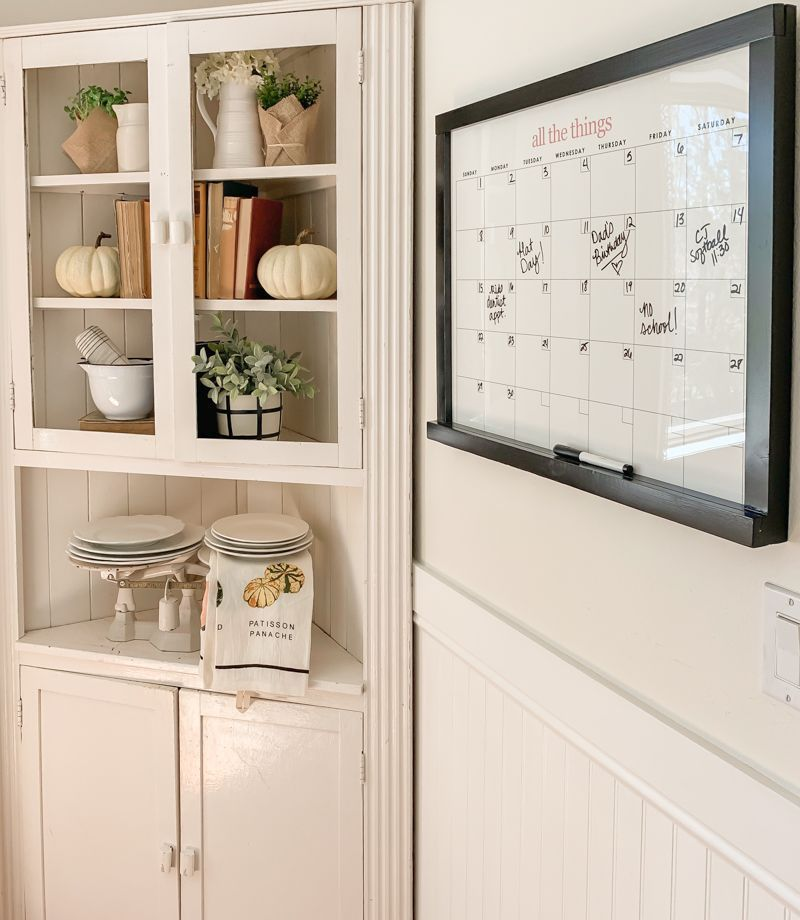 5 Essentials for a Cozy   Organized Home this Fall