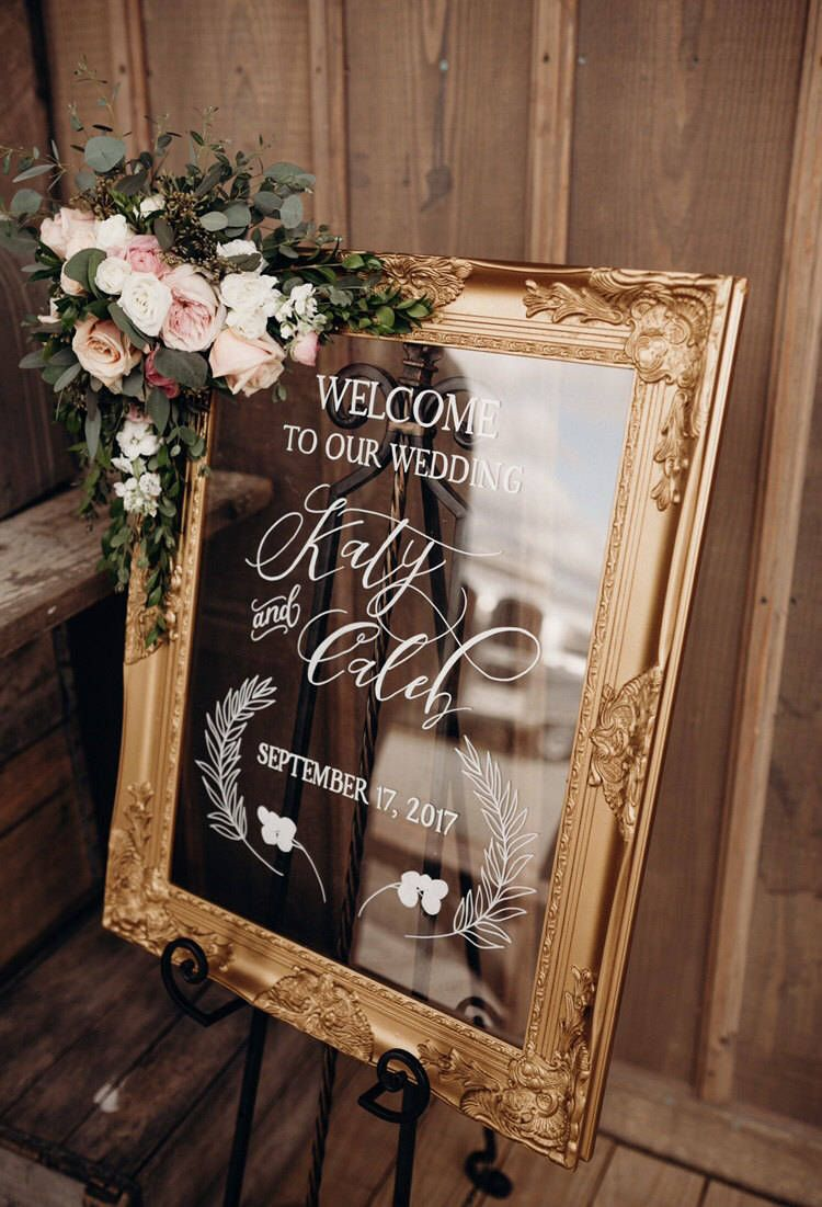 12 Must Have Wedding Signs From Etsy Wedding Wedding