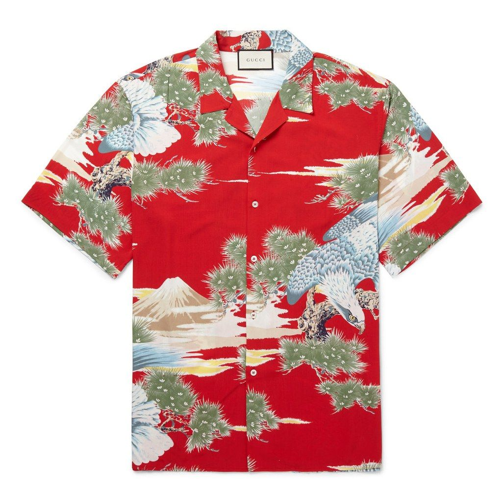 d3bc2dd6679 10 Harry Styles-Level Hawaiian Shirts You ll Wear All Summer Long Photos