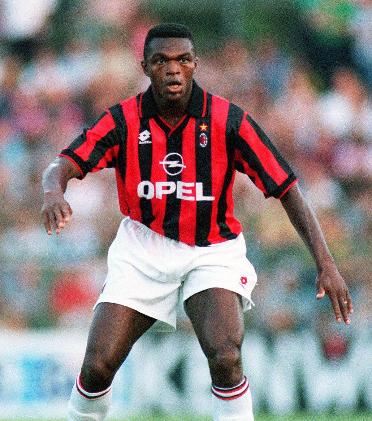 Marcel DESAILLY 1986–1992 Nantes FRA 1992–93 Olympique Marseille