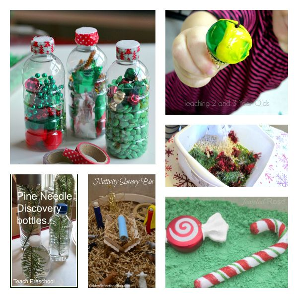 Wonderful Christmas Craft Ideas For 3 Year Olds Part - 8: 39 Christmas Activities For 2 And 3 Year Olds - No Time For Flash Cards