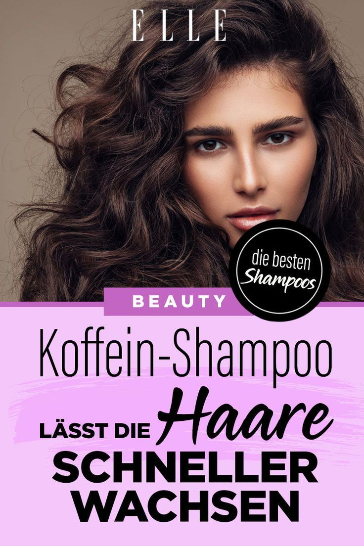 Das beste Koffein-Shampoo für lange Haare und gegen