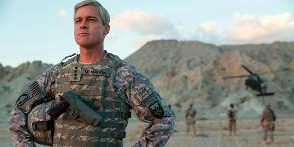 6 Upcoming Netflix Original Movies That Look Great Brad Pitt War Machine Netflix Original Movies