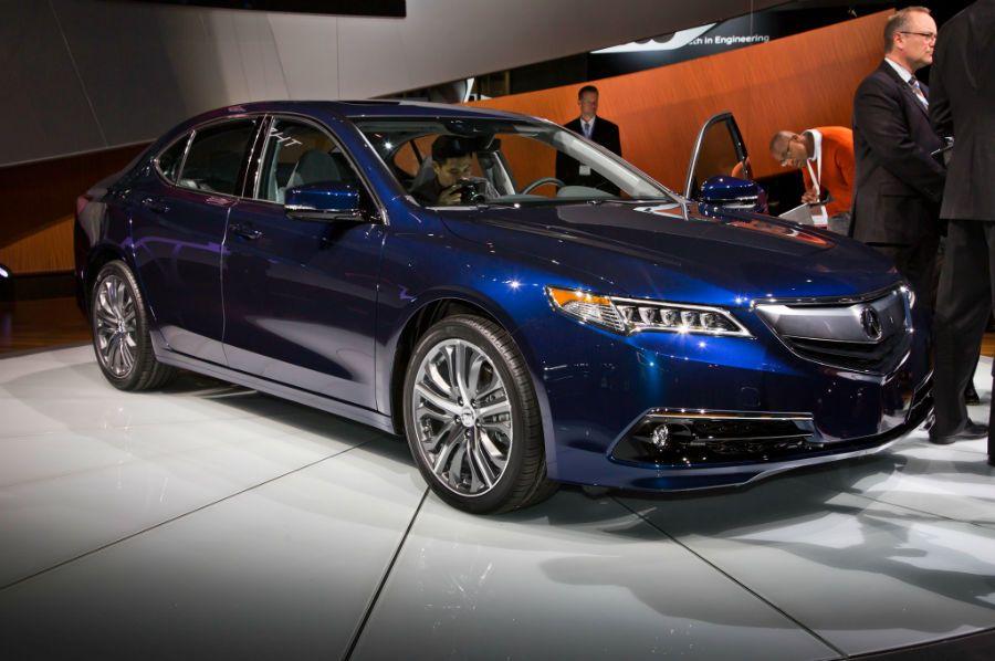 2015 Acura Tlx Headlights Acura Tlx Acura Cars Acura