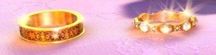 New wedding rings disney band Ideas
