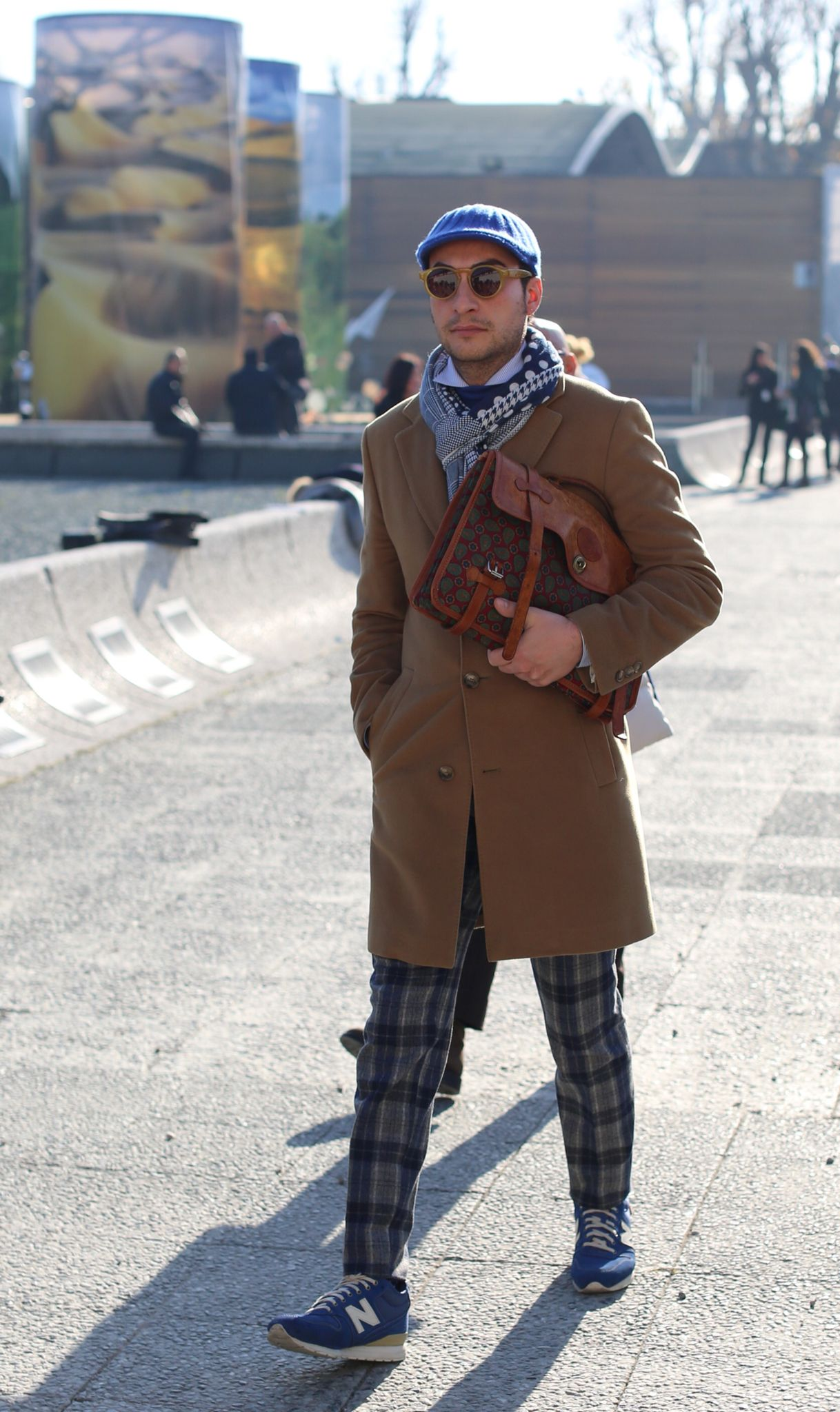 Street Style from Pitti Uomo Florence