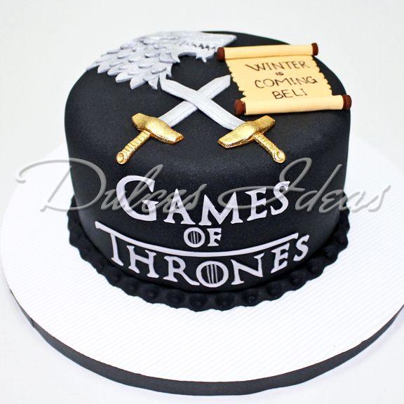 games of thrones cake got cakes torten. Black Bedroom Furniture Sets. Home Design Ideas