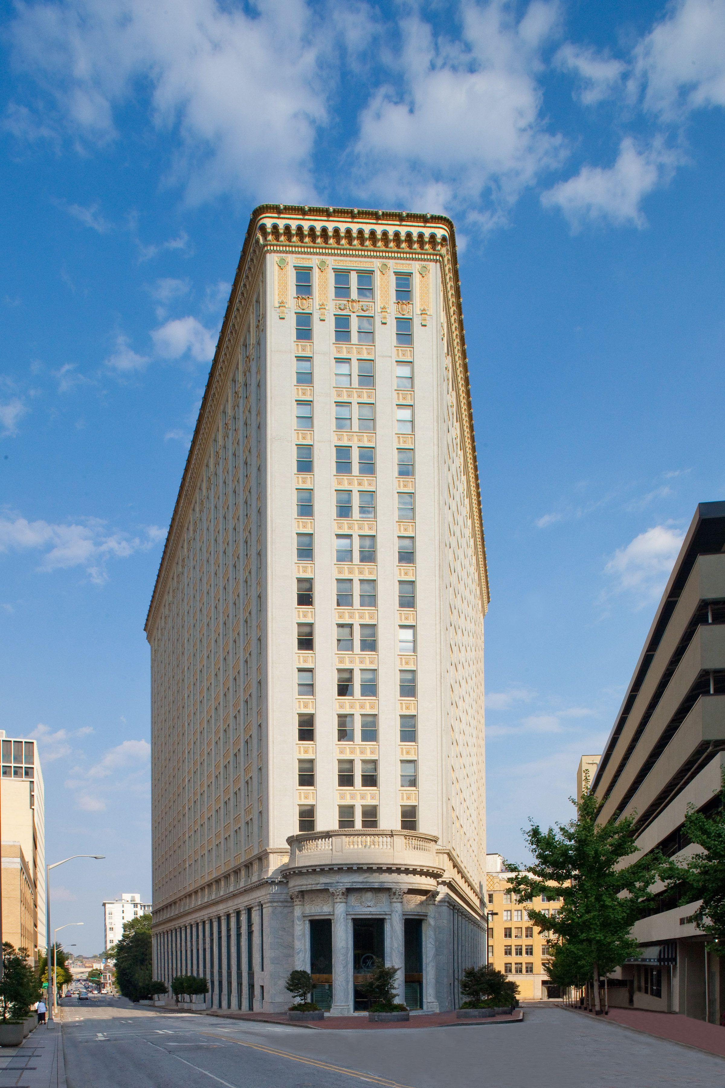 Atlanta, GA. 30303. The elegant Hurt Building is LEED Gold