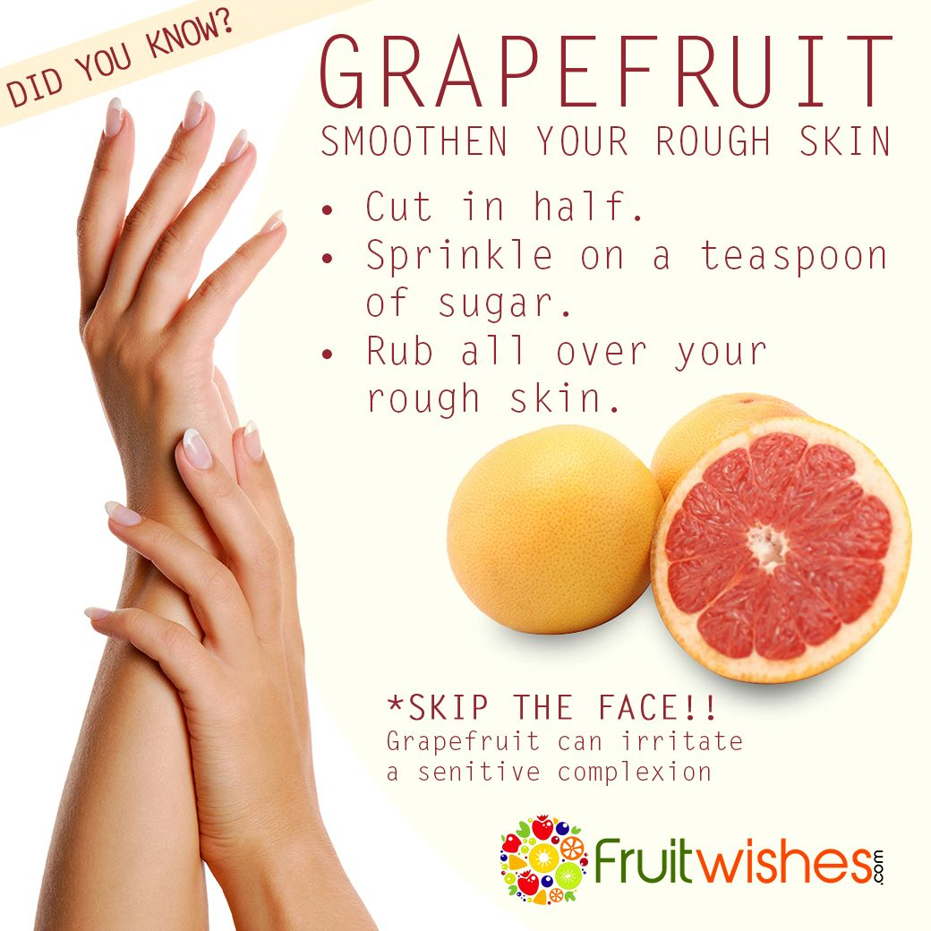 Use This Citrus Fruit To Get Rid Of Dark And Rough Patches