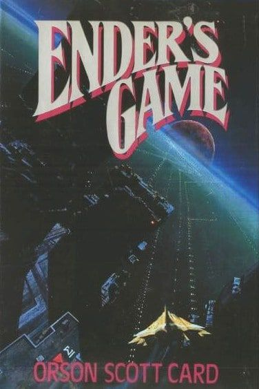 50 Best Books For Boys And Young Men Ender S Game Orson Scott Card Ender S Game Book