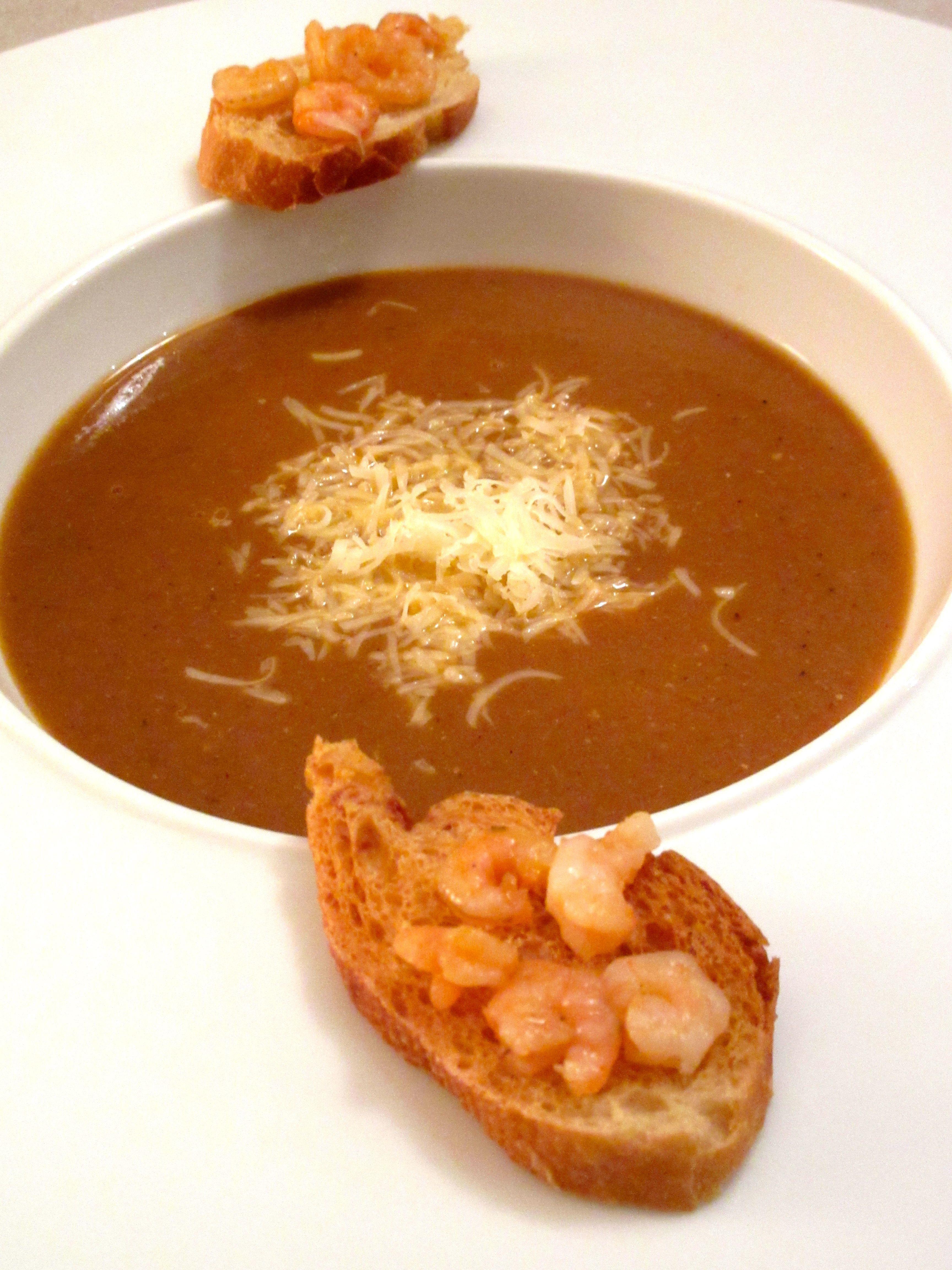 Soupe De Poissons Corse Aux Crevettes Diet Delices Recettes