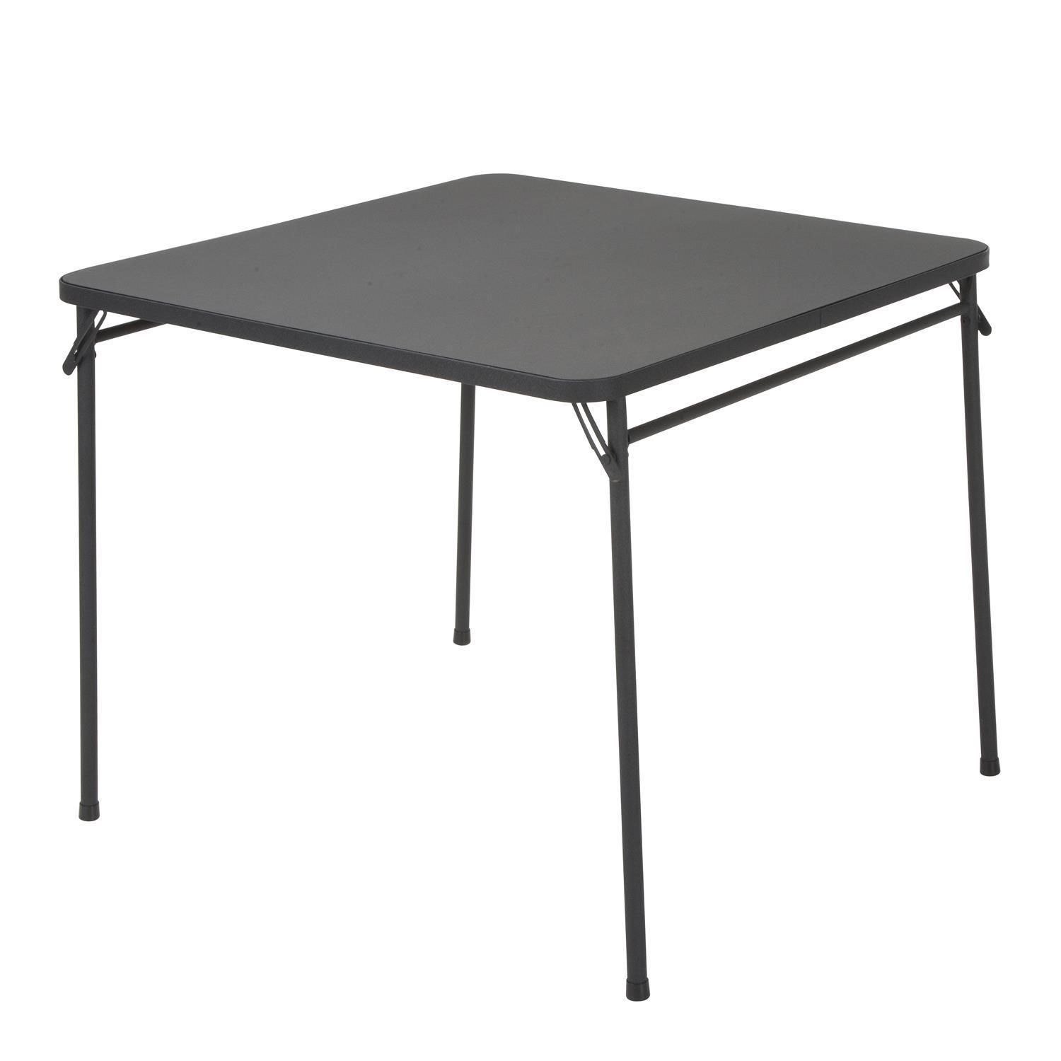 Cosco 34-inch PVC Top Folding Table