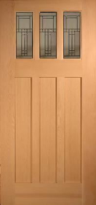 Front Door Franks Lumber The Door Store Kcm 1 3 Beveled Lite 3 Panel No Leaded Glass Add Dripcap Entry Doors Doors Front Door