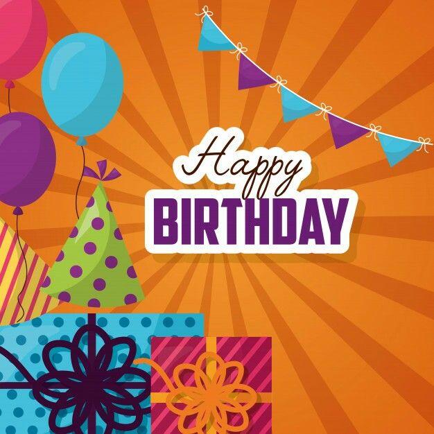 Pin By Eva Jarama On Birthday Stuff Happy Birthday Greetings Happy Birthday Cards Happy Belated Birthday