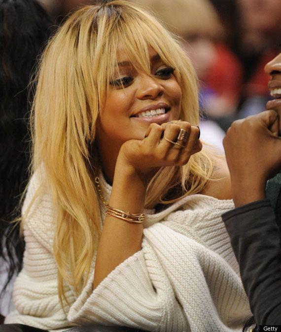 So Riri Do Blondes Have More Fun Rihanna Blonde Hair Rihanna