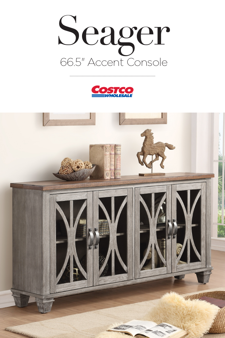 Seager By Martin Furniture Is The Perfect Console To Complete Your Home Decor Living Room Cabinets Martin Furniture Furniture
