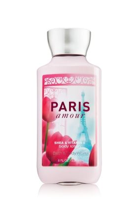 Signature Collection Paris Amour Body Lotion Bath Body Works