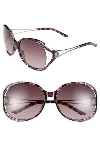 Roberto Cavalli 62mm Oversized Sunglasses   SUNGLASSES ☼   Pinterest 90f837cd8413
