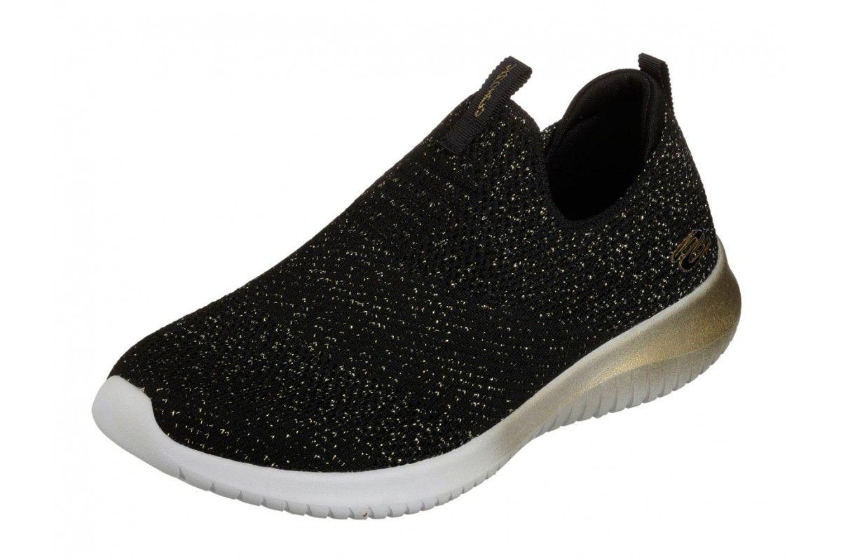 Memory Foam Trainers Shoes   Skechers