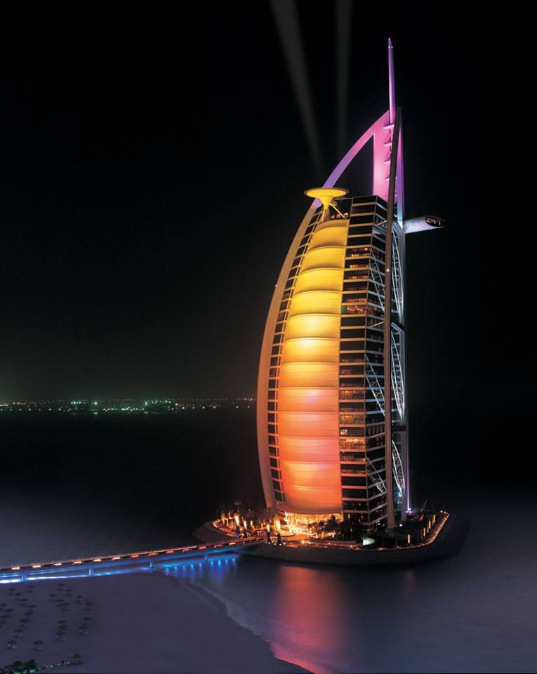 Interesting Facts About Burj Al Arab The Worlds Most