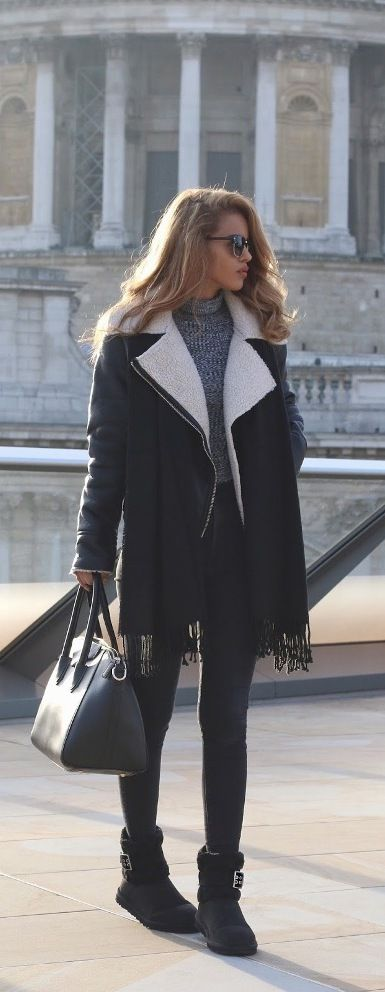 ce8d43aae822 Style Guide  What to Wear With Ugg Boots That Will Keep You Stylish ...