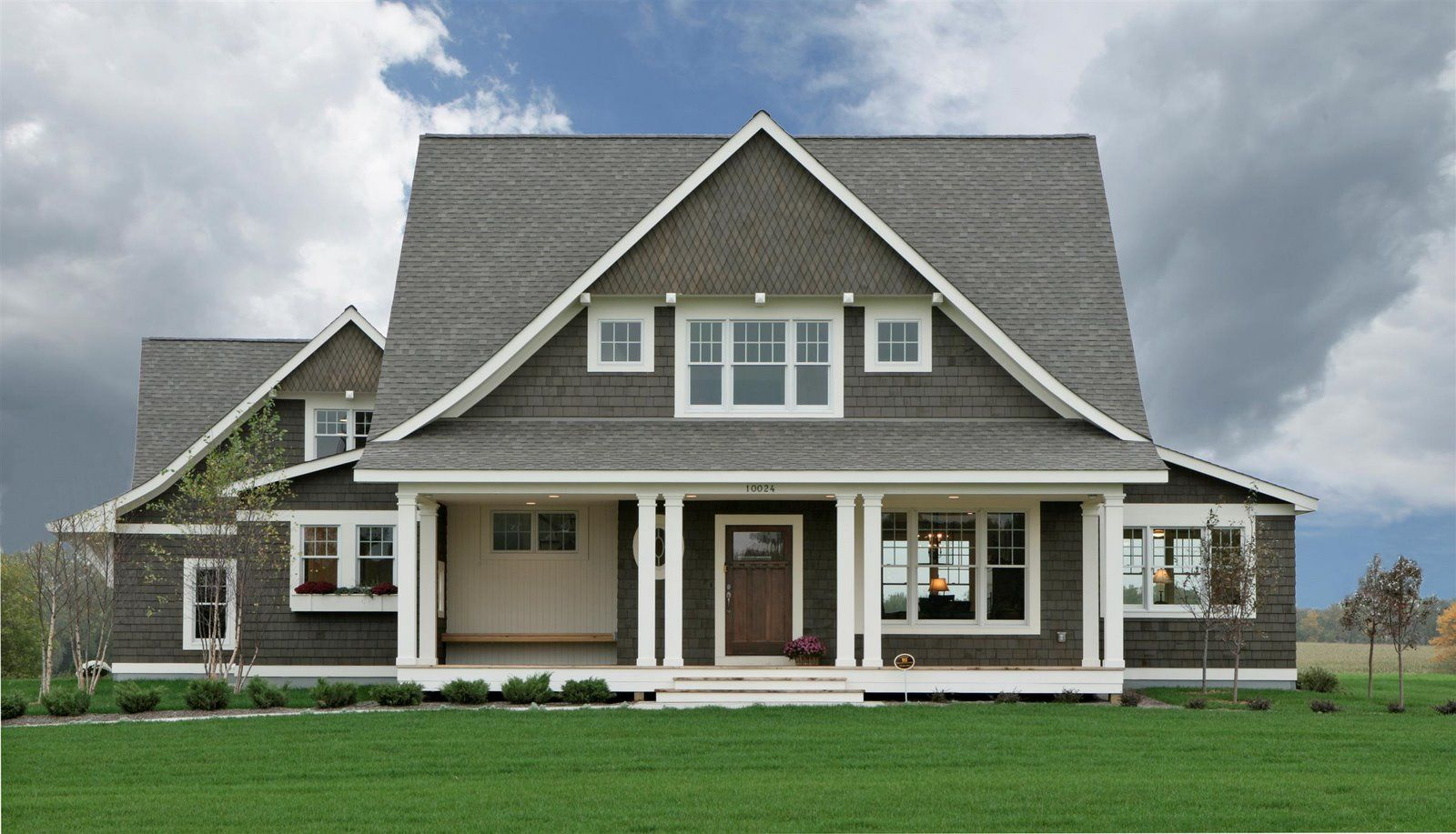 The Home Exterior Must Reflect The Personal Style Of The Owner Too Description From Inmyinterior Com I Searc Shingle House Plans House Exterior Shingle House