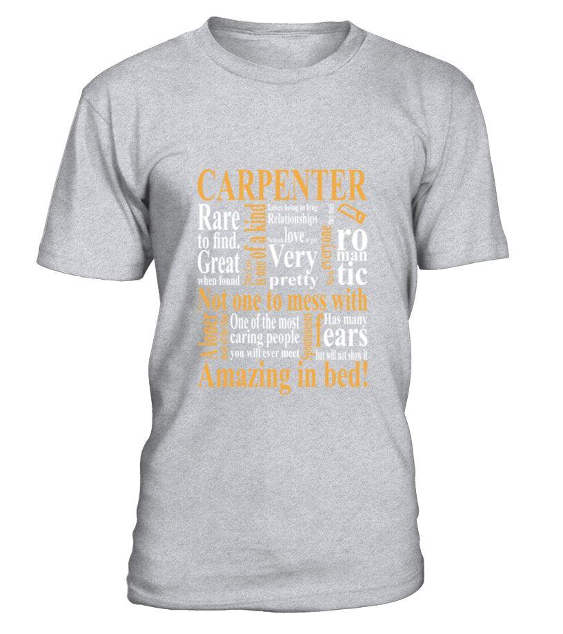 Carpenter Amazing In Bed T-shirt