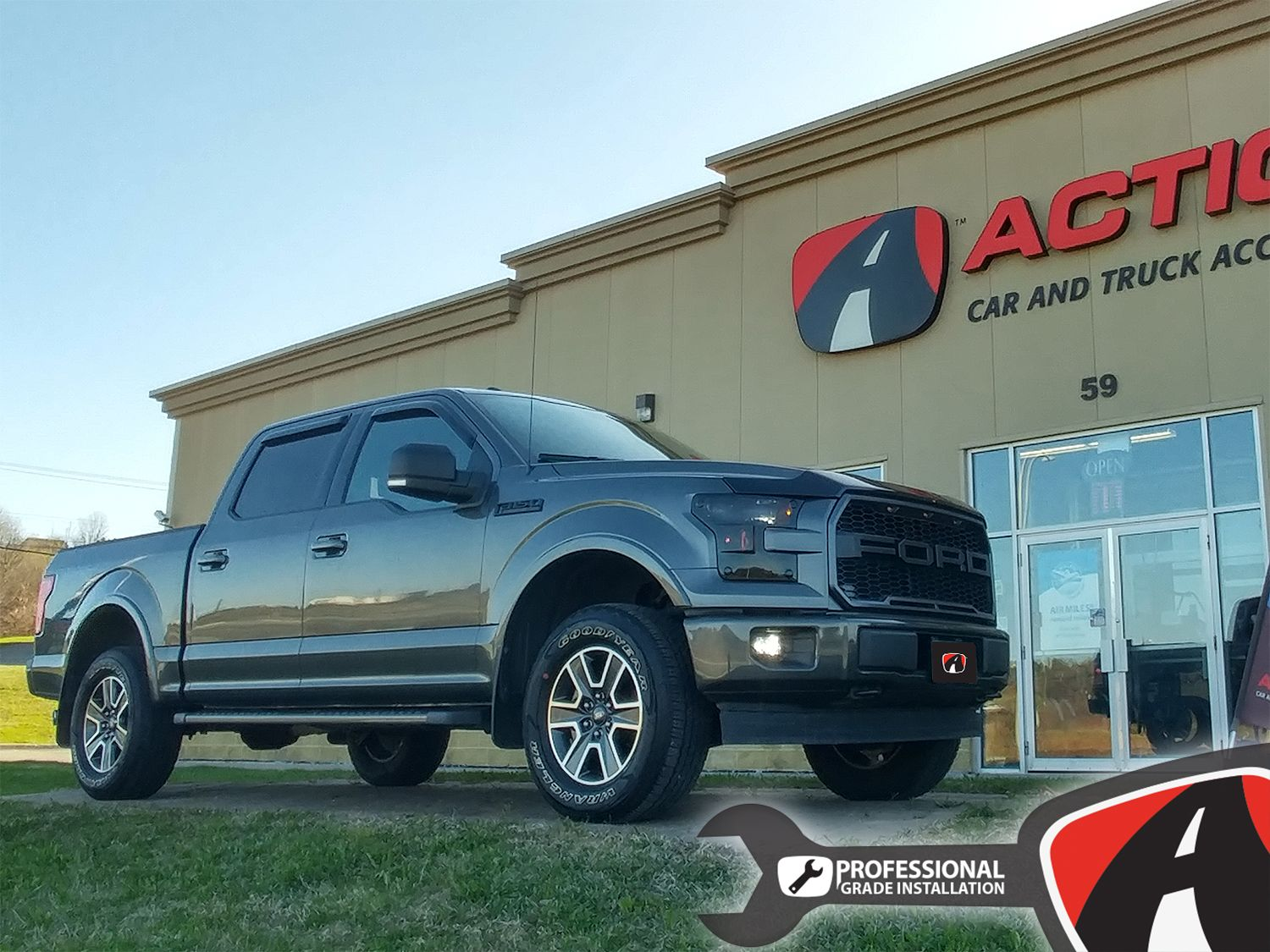 2017 F150 build from our store in Saint John, NB • Enthuze