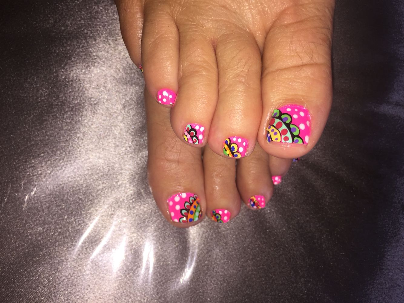 Pin by Shannon DeFord on NAILS & TOES | Pinterest | Toe nail designs ...