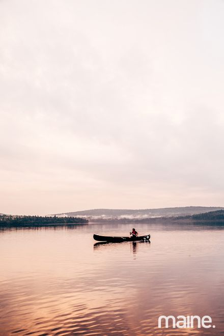 A Canoe Trip On The Wild Allagash River Takes Our Writer And Photographer Through Some Of
