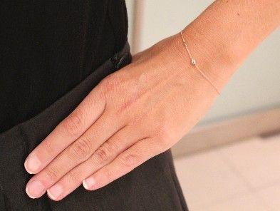 Sydney Evan Small Sapphire & Diamond Evil Eye Bracelet FaKUiGut8