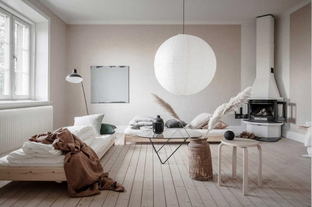 Interior Trends New Nordic Is The Scandinavian Style On Trend Now In 2020 Beige Interior Interior Scandinavian Style Interior