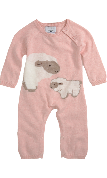 Lucky Jade Sheep Coverall