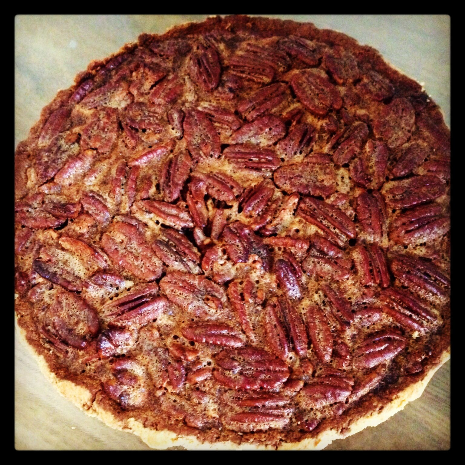 Gluten free pecan pie...get in my belly! www.monkeypoodle.co.uk